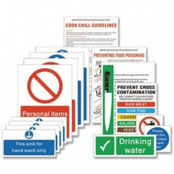 food safety labels