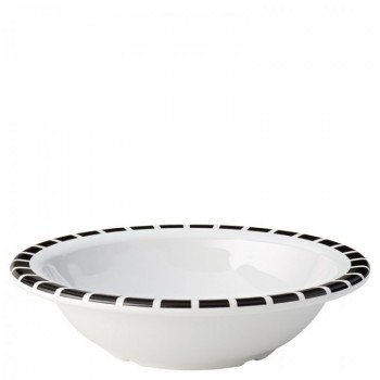 Black Tile Bowl
