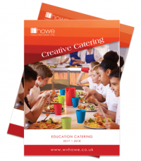 View Education Catering Catalogue